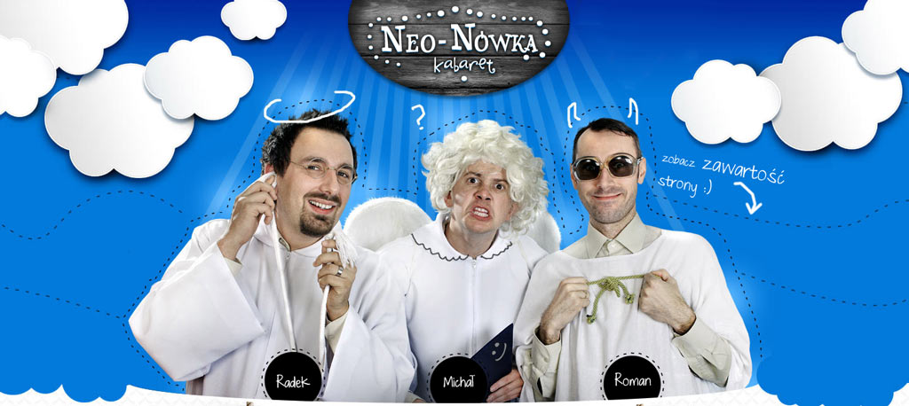 Zdjęcie pochodzi z oficjalnej strony Kabaretu http://neonowka.pl/