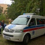 Dzień przedszkolaka ambulans
