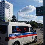 transport medyczny Gdańsk