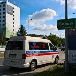 transport saniatrny Gdańsk