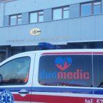 Szpital onkologiczny w Wawie