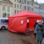 nowy namiot medyczny