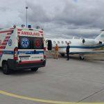 Lotniczy transport medyczny