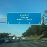 Wjazd do Francji