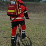 czujny rowerzysta