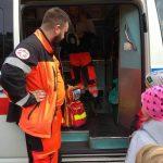 oględziny ambulansu