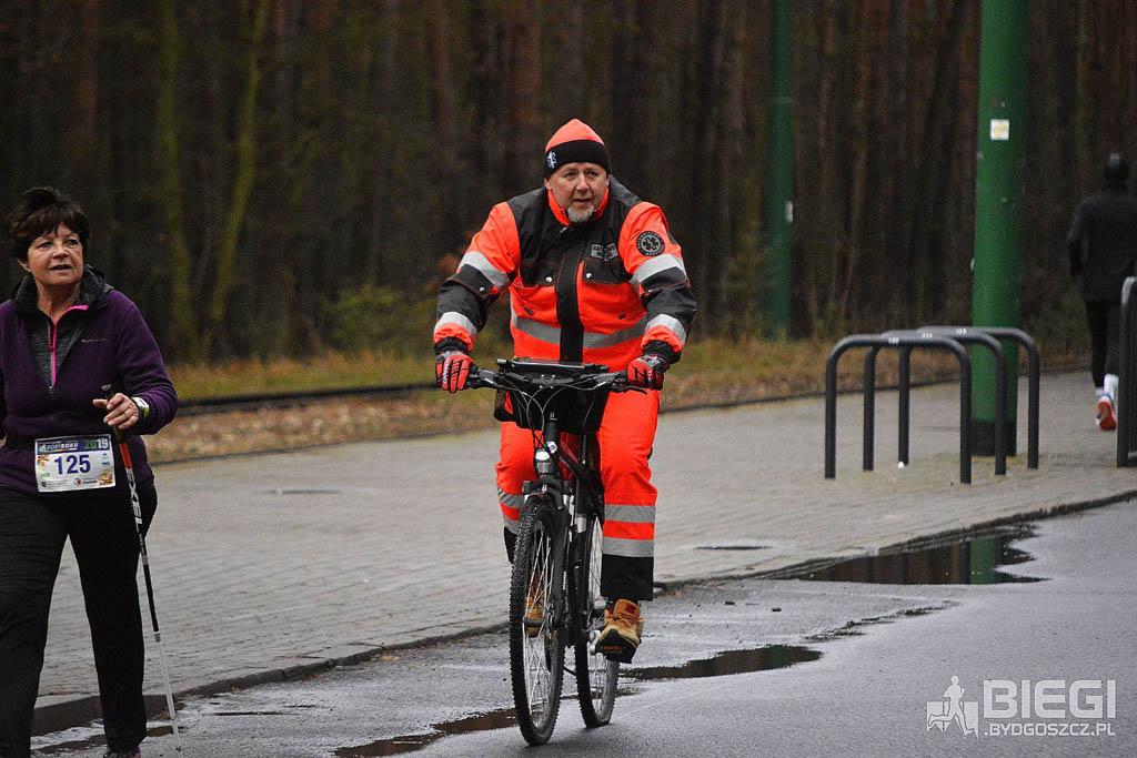 Wojtek zainspirowany Grettą zmienił karetkę na rower